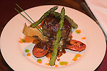 Greenwich Village, Garage Restaurant, Filet Mignon Dish, New York, New York