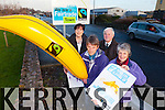 Go Bananas for Fairtrade Fortnight! Councillors Norma Foley and Pat McCarthy joined members of the Fairtrade Tralee Committee John Walker and Sylvia Thompson to launch this year's Fairtade Fortnight (23 Feb -8 March).