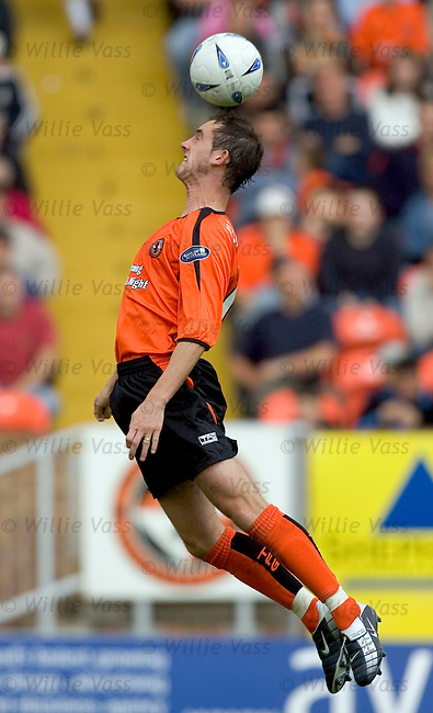 Mark Kerr, Dundee Utd.stock season 2004-2005.pic willie vass