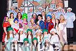 Rapunzel aka Jayme Lenihan and the cast of the Marian Players in rehearsals for their 2019 pantomine Rapunzel which will open in Rathmore next week Front row l-r:  Kaeleigh Doyle, Aoife O'Sullivan, Katie O'Sullivan, Ruth Moynihan, Second row: Aisling Brosnan,  Eabha Dwyer, Kornelia Cybul, Molly Doyle, Siobhan McSweeney,Hannah Reen.Third row: Nora Coakley, Katelynn O'Keeffe, Brian Hickey, Jayme Lenihan,  Shane Dillane, Conor Lenihan,  Maeve Dennehy. Forth row:  Debra Daly, Diane O'Sullivan, Mike Cronin, Jimmy Kelly,  Carmel O'Keeffe, Diane O'Leary, Back row: David O'Connor, John Wall, Denis O'Shea, Diarmuid O'Keeffe, Mike Dilworth and Patrick Delaney.