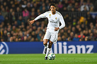 Raphael Varane <br /> 18/12/2019 <br /> Barcelona - Real Madrid<br /> Calcio La Liga 2019/2020 <br /> Photo Paco Largo Panoramic/insidefoto <br /> ITALY ONLY