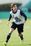 Hikaru Kitagawa (JPN), JANUARY 16, 2018 -  Football / Soccer : <br /> Japan women's national team training camp <br /> in Tokyo, Japan. <br /> (Photo by Yohei Osada/AFLO)
