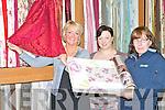 Lorraine Flanagan Tara Collins, and Carol Carey in the newly refurbished interior design department in Corcoran's furniture Killarney