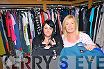 Kingdom Care charity shop are appealing for resaleable items for the shop in order to support their work in Kerry. .L-R Aine Kenny and Liz Keane