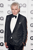 LONDON, UK. September 05, 2018: Nick Rhodes at the GQ Men of the Year Awards 2018 at the Tate Modern, London