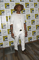 SAN DIEGO - July 22:  Mehcad Brooks at Comic-Con Saturday 2017 at the Comic-Con International Convention on July 22, 2017 in San Diego, CA