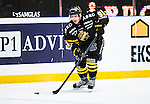 Stockholm 2013-12-07 Ishockey Elitserien AIK - Skellefte&aring; AIK :  <br /> AIK:s Bj&ouml;rn Melin <br /> (Foto: Kenta J&ouml;nsson) Nyckelord:  AIK Skellefte&aring; SAIK portr&auml;tt portrait