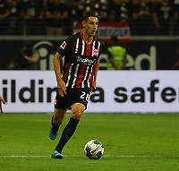 Dominik Kohr (Eintracht Frankfurt)- 29.08.2019: Eintracht Frankfurt vs. Racing Straßburg, UEFA Europa League, Qualifikation, Commerzbank Arena<br /> DISCLAIMER: DFL regulations prohibit any use of photographs as image sequences and/or quasi-video.