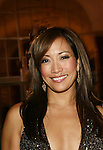 "Dancing With The Stars' judge Carrie Ann Inaba at the 15th Annual QVC presents ""FFANY Shoes on Sale"" which benefits Breast Cancer Research on October 15, 2008 at the Waldorf Astoria, New York City, New York. (Photo by Sue Coflin/Max Photos)"