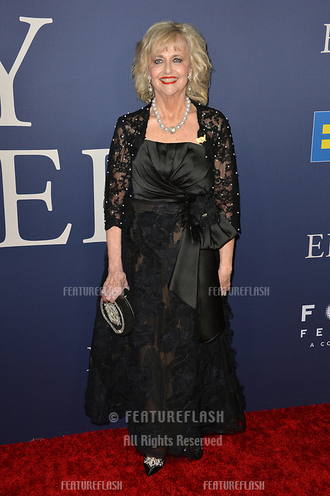 LOS ANGELES, CA. October 29, 2018: Martha Conley at the Los Angeles premiere for &quot;Boy Erased&quot; at the Directors Guild of America.<br /> Picture: Paul Smith/Featureflash