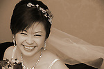 Taiwanese Wedding -- ... on her happiest day.