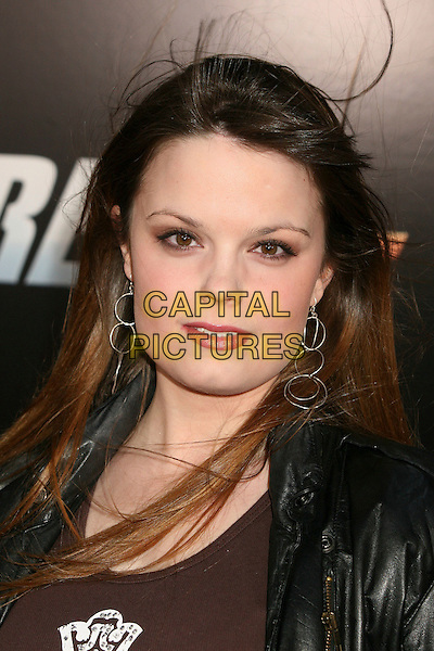 "KIMBERLY MITCHELL.""Redline"" Los Angeles Premiere at Grauman's Chinese Theatre, Hollywood, California, USA, 12 April 2007..portrait headshot kimberley.CAP/ADM/BP.©Byron Purvis/AdMedia/Capital Pictures."