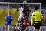 Dportivo cucuta empato con el JUnior 0x0 en la liga postobon torneo apertura del futbol colombiano