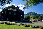 Milano Family Winery Hopland, Mendocino County, California