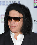 Gene Simmons at the Mending Kids Gala Honoring Gene Simmons and family, held at the Santa Monica Airport Hanger 8 on November 9, 2013