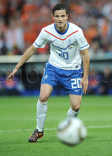 01 06 2010  International Friendly in Rotterdam, Netherlands v Ghana June 1st Ibrahim Afellay NED