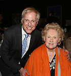 Tammy Grimes and David Lewis attends the '12th Annual Love N' Courage' celebrating David Amram and Tammy Grimes at The National Arts Club on March 2,, 2015 in New York City.