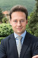 Elia Frapolli, Director Ticino Turismo, Bellinzona