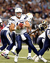 NFL Football: St Louis Rams vs San Diego Chargers