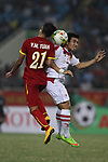 Laos vs Vietnam during their AFF Suzuki Cup 2014 Group A match at My Dinh National Stadium on 25 November 2014, in Hanoi, Vietnam. Photo by Stringer / Lagardere Sports