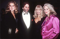 Brooke Shields Ron Silver <br /> Loretta Swit Betty Buckley 1990<br /> Photo By Adam Scull/PHOTOlink.net