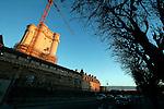 20060213 - France - Vincennes<br />LE CHATEAU DE VINCENNES : RESTAURATION DU DONJON<br />Ref: CHATEAU_DE_VINCENNES_020 - © Philippe Noisette