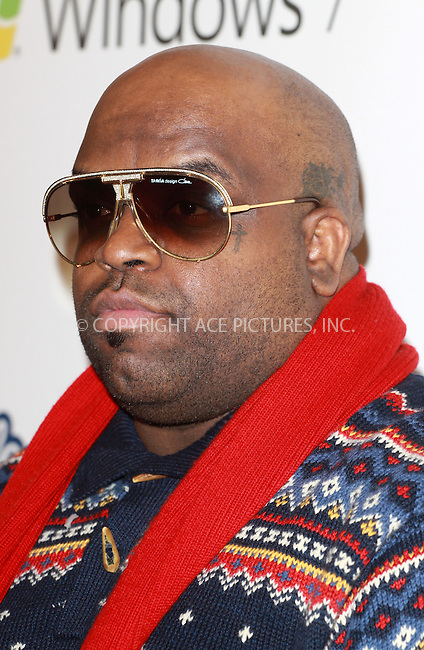 WWW.ACEPIXS.COM . . . . .  ..... . . . . US SALES ONLY . . . . .....December 5 2010, London....Cee Lo Green at the Jingle Bell Ball on December 5 2010 in London....Please byline: FAMOUS-ACE PICTURES... . . . .  ....Ace Pictures, Inc:  ..Tel: (212) 243-8787..e-mail: info@acepixs.com..web: http://www.acepixs.com