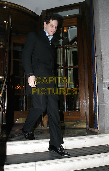 LORD FREDERICK WINDSOR.Lady Annabel Goldsmith launches her book: Annabel: An Unconventional Life with a party at The Ritz Hotel.10 March 2004.full length, full-length.www.capitalpictures.com.sales@capitalpictures.com.© Capital Pictures.
