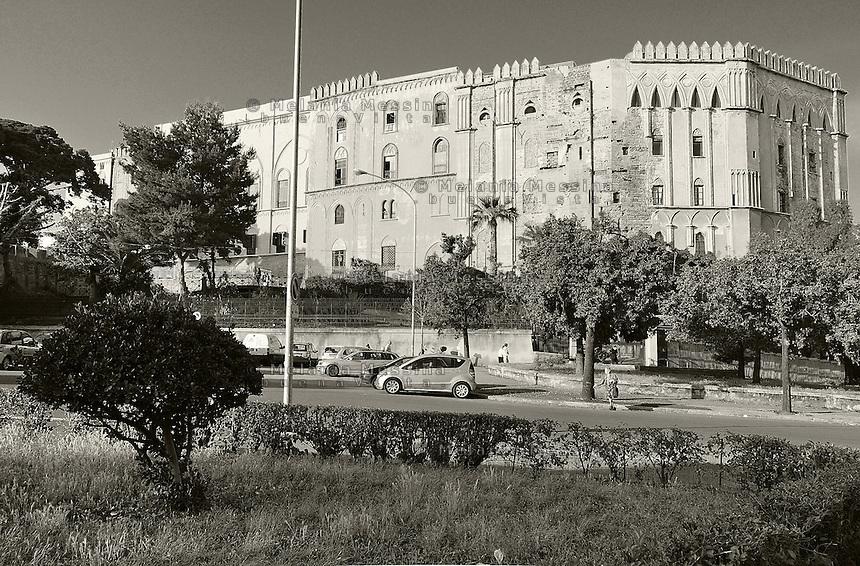 Palermo, Assemblea regionale siciliana.
