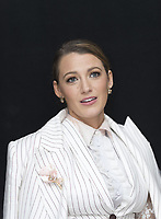Blake Lively Photo Call in New York City on August 19, 2018. Credit: Magnus Sundholm/Action Press/MediaPunch ***FOR USA ONLY***