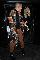 NOV 07 Evan Ross and Ashlee Simpson record launch