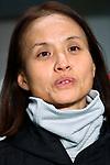 Asako Takakura (JPN), <br /> DECEMBER 11, 2017 - Football / Soccer : <br /> EAFF E-1 Football Championship 2017 Women's Final match <br /> between Japan 1-0 China <br /> at Fukuda Denshi Arena in Chiba, Japan. <br /> (Photo by Naoki Nishimura/AFLO SPORT)