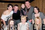 20th Birthday: Brenda Heffernani,(centre front) Listowel celebrating her20birthday with her family at Lawlor's Bar in Listowel on Friday night last. Front : Siobhain, Brenda & Jackie Heffernan. Back: Kerrie Dore, Robert Heffernan, Casey O'Connor, John Heffernan & Mairead Hannon.