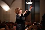 20.12.2015, Berlin Synagoge Rykestraße. Grand Final Concert of all choirs at the Louis Lewandowsky Festival for synagogal music. Vocaliza Women's Choir of Tel Aviv