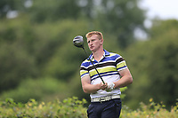 Willian Small (Tandragee) during the first round at the Mullingar Scratch Trophy, the last event in the Bridgestone order of merit Mullingar Golf Club, Mullingar, West Meath, Ireland. 10/08/2019.<br /> Picture Fran Caffrey / Golffile.ie<br /> <br /> All photo usage must carry mandatory copyright credit (© Golffile | Fran Caffrey)