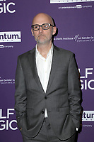 "LOS ANGELES - FEB 21:  Moby at the ""Half Magic"" Special Screening at The London on February 21, 2018 in West Hollywood, CA"