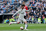 Real Madrid's Francisco Alarcon 'Isco' during La Liga match between Real Madrid and Athletic Club de Bilbao at Santiago Bernabeu Stadium in Madrid, Spain. April 21, 2019. (ALTERPHOTOS/A. Perez Meca)