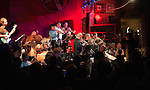 Hard Rubber Orchestra plays Mahavishnu Orchestra at Ironworks.