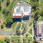 Muskingum University Aerial Photography