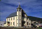 church in Dawson City