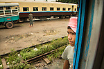 The British-built Circle Line began operations in 1959 and currently serves over 20,000 passengers each day.<br />