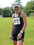 Patricia Wlodarczyk was the first lady home in the Turfman 10K run in Ardee. Photo:Colin Bell/pressphotos.ie