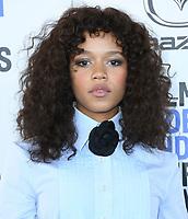 08 February 2020 - Santa Monica - Taylor Russell. 2020 Film Independent Spirit Awards - Arrivals held at Santa Monica Pier. Photo Credit: Birdie Thompson/AdMedia