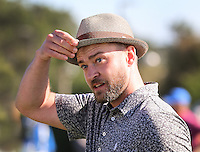 160210 Justin Timberlake during the Wednesday Shootout at The AT&T National Pro Am at The Pebble Beach Golf Links in Monterey, California. (photo credit : kenneth e. dennis/kendennisphoto.com)