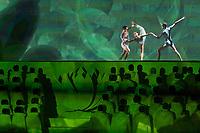 Carl Orff: Carmina Burana - Erkel Theatre 3D mapping