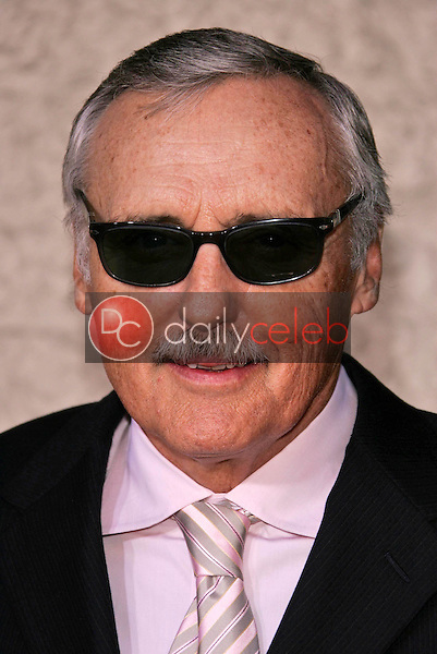 Dennis Hopper<br /> at the premiere of Universal's &quot;Land of the Dead,&quot; Mann National Theater, Westwood, CA 06-20-05<br /> David Edwards/DailyCeleb.Com 818-249-4998