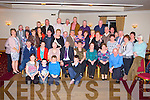 Willie O'Sullivan, Kerins Park celebrates his 70th birthday with family and friends at Kerins O'Rahillys on Saturday