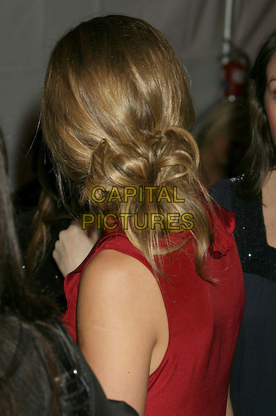 LAUREN CONRAD.PEOPLE Magazine and the Recording Academy Host Kick-Off Party for the 50th Annual GRAMMY Awards at Avalon, Hollywood, California, USA,.06 December, 2007..portrait headshot hair up bun back behind rear.CAP/ADM/RE.©Russ Elliot/AdMedia/Capital Pictures.