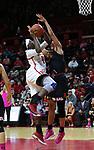Rutgers Women's Basketball vs Maryland on Sunday Feb. 10, 2018 at the RAC in Piscataway.<br /> (MARK R. SULLIVAN / markrsullivan.com)