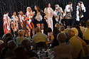 12/06/15<br /> <br /> <br /> Abbarettes - (L to R) Nuala Welsh, Sam Harrison, Lesley Hawkes, Lyndsey Miles, Linda Perry Smith, Helen Craven, Rona Myatt, Sally Archer, Becky Kimber.<br /> <br /> Clifton Village Cabaret Night - fundraising event for Clifton School and Church held in Clifton Village Hall on Friday 12th June.<br /> <br /> The event raised £1,140.<br /> <br /> All Rights Reserved: F Stop Press Ltd. +44(0)1335 418365 www.fstoppress.com.
